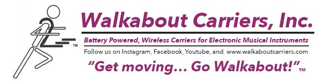 Walkabout Carriers - Electronic Instrument Carriers